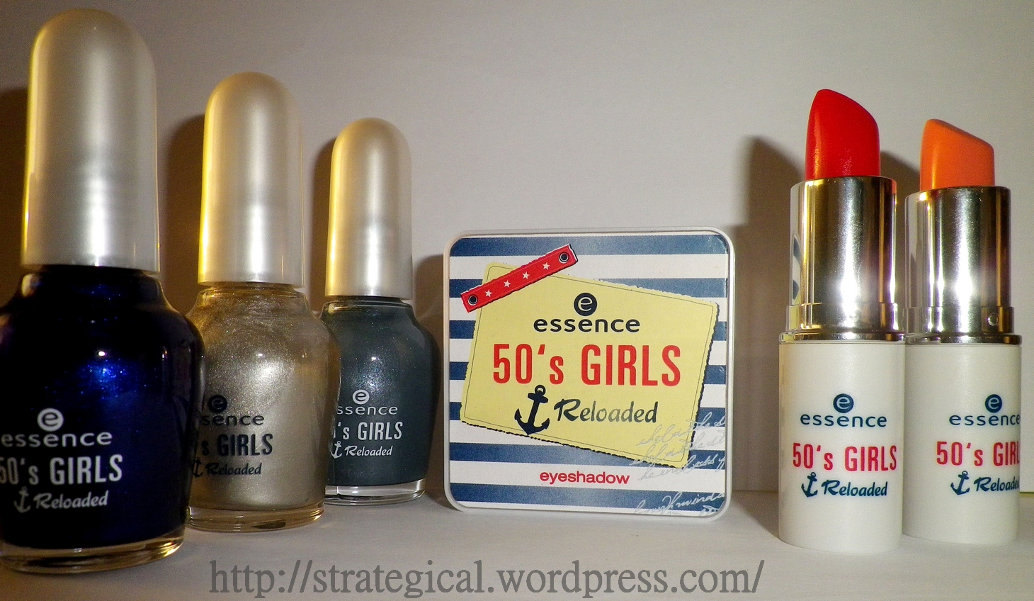 Packaging: Essence vs MAC Ice paradise  50-s-girls-reloaded-essence-strategical